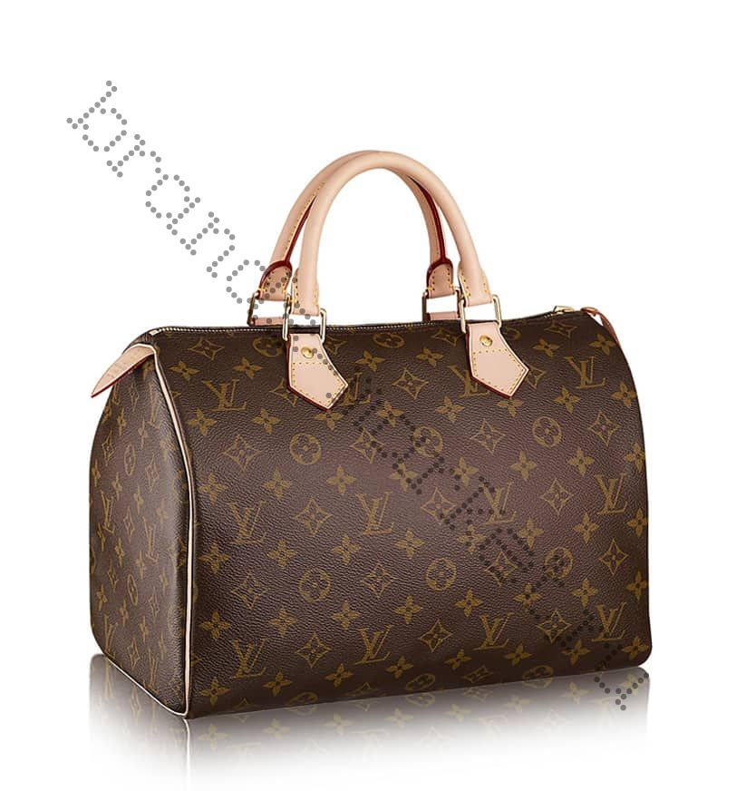 Женская Сумка Louis Vuitton Speedy 30 Monogram