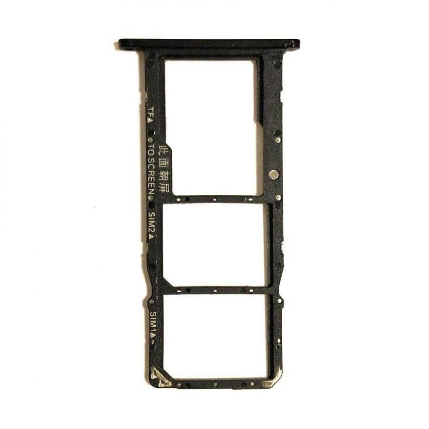 SIM-лоток (сим контейнер) для Huawei Y5 2018, Y5 Lite, Honor 7A, 7S (Original)