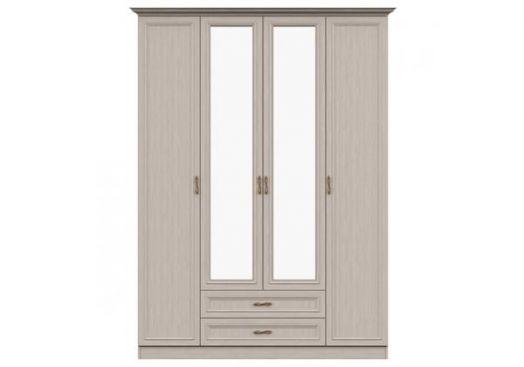 """Шкаф 4-х дверный с зеркалом 7.16 """"Классика"""""""