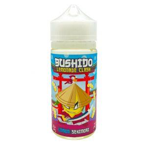 "Е-жидкость Bushido Lemonade clash ""Lemon Sekimori"", 100 мл."
