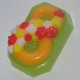 Форма для мыла и шоколада 8 марта