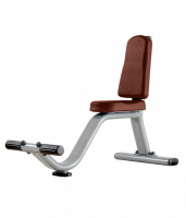 Скамья-стул BRONZE GYM J-038