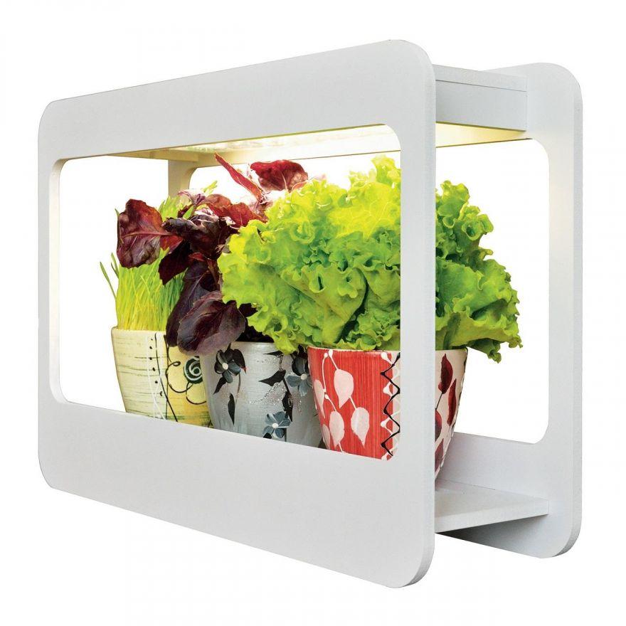 Светильник для растений Uniel 15W ULT-P30-15W/SPFS IP40 WHITE