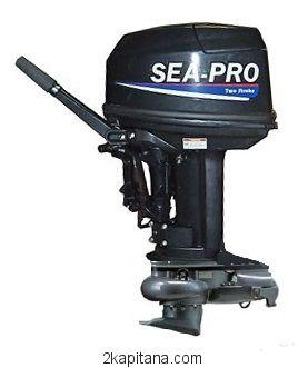 Лодочный мотор Водомет Sea-Pro T 30SJ