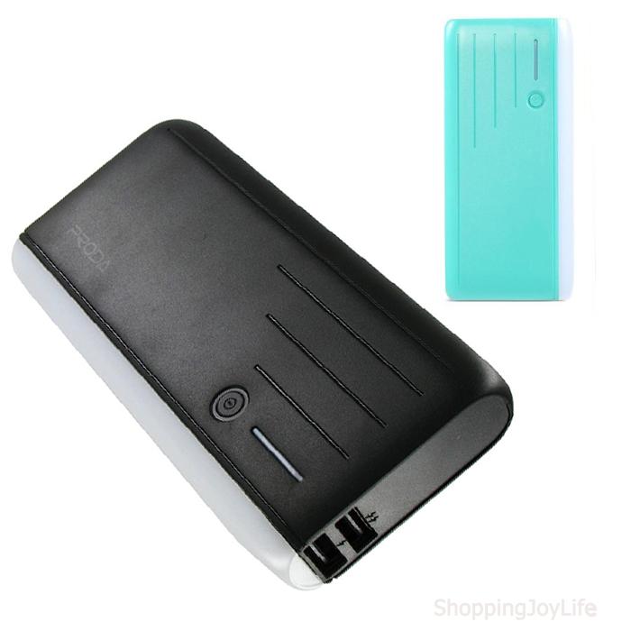 Внешний аккумулятор Smart Mobile Power Proda Time, 12000 mAh