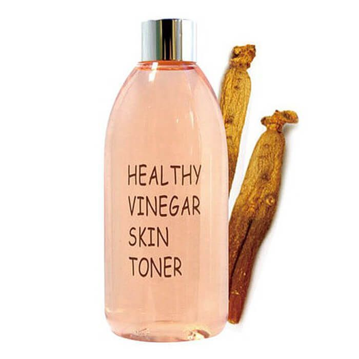 [REALSKIN] Тонер для лица КРАСНЫЙ ЖЕНЬШЕНЬ Healthy vinegar skin toner (Red ginseng), 300 мл