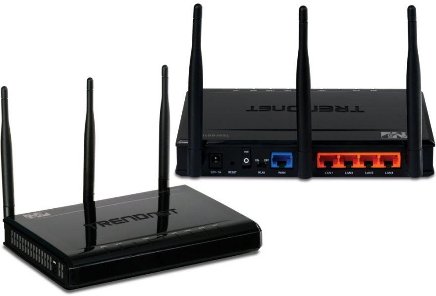 Wi-Fi адаптер TRENDnet TEW-691GR