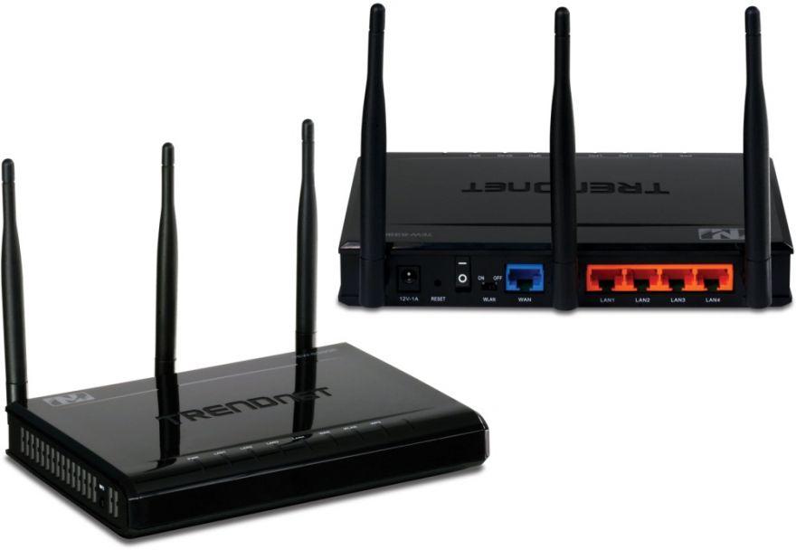 Wi-Fi адаптер TRENDnet TEW-639GR