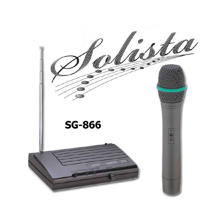 SOLISTA SG-866 (HH) Радиосистема 1 микрофон
