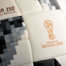 Футбольный мяч adidas Telstar World Cup Junior 350 для детей
