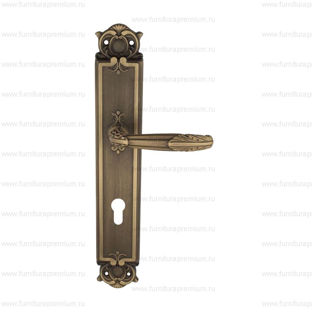 Ручка на планке Venezia Angelina PL97 CYL