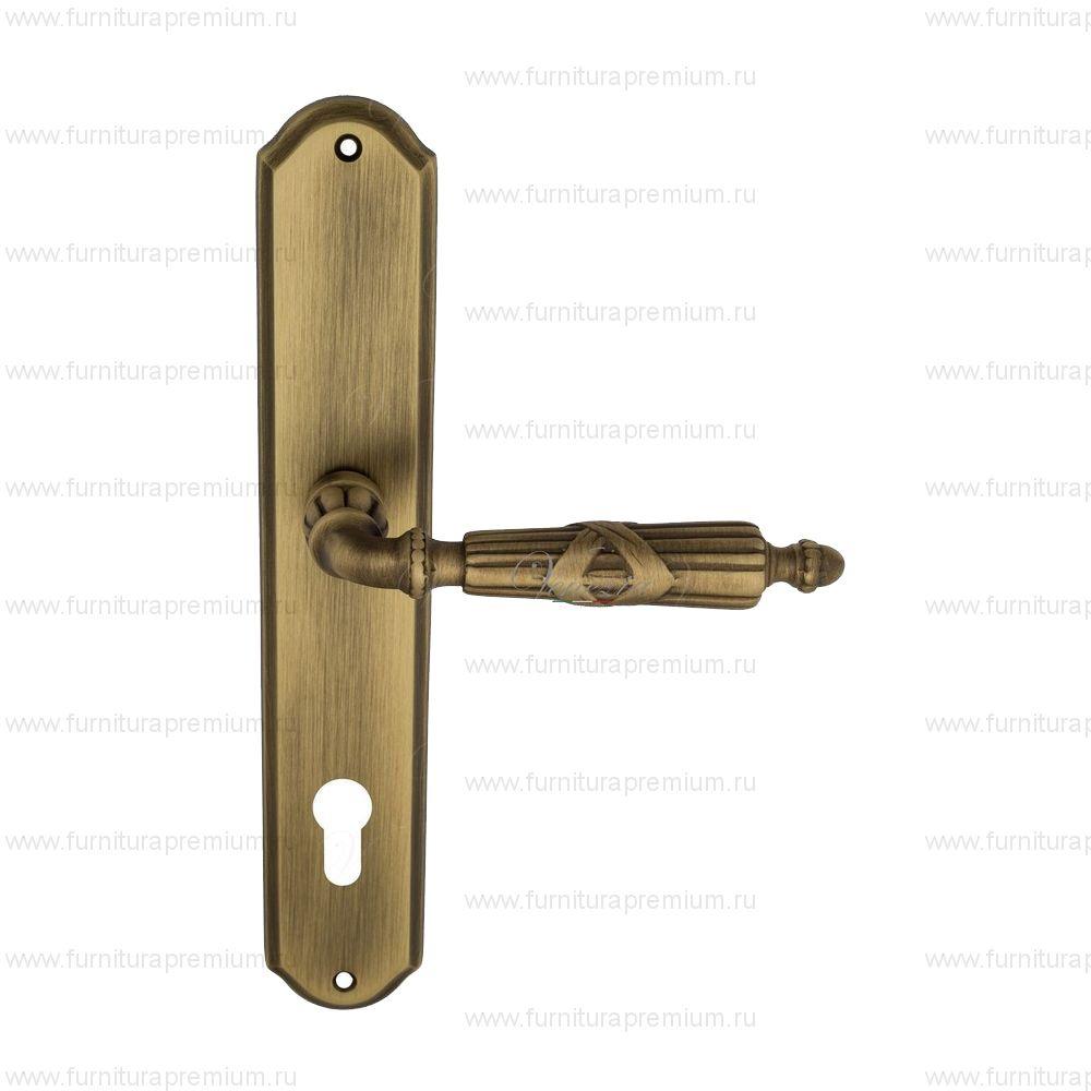 Ручка на планке Venezia Anneta PL02 CYL