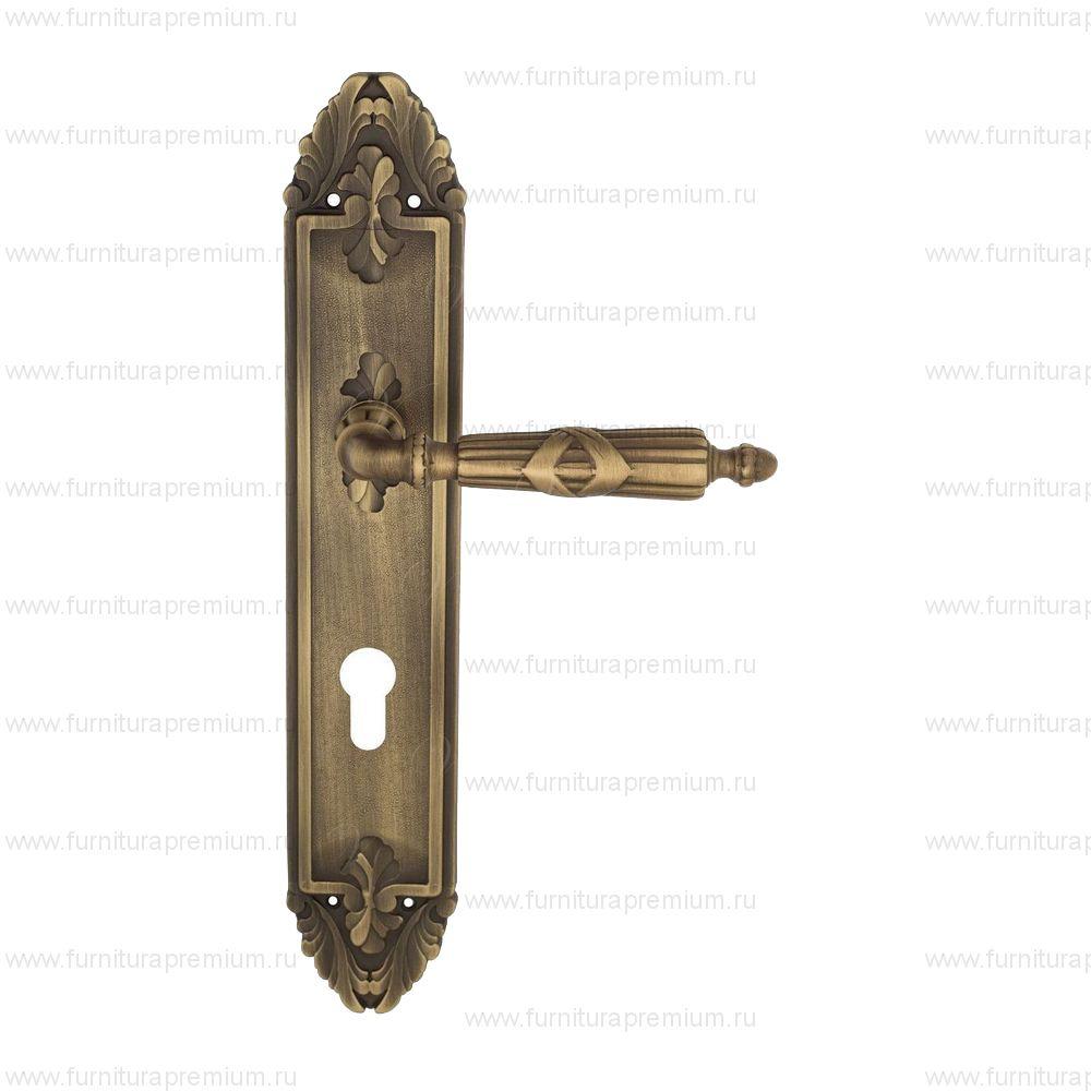 Ручка на планке Venezia Anneta PL90 CYL