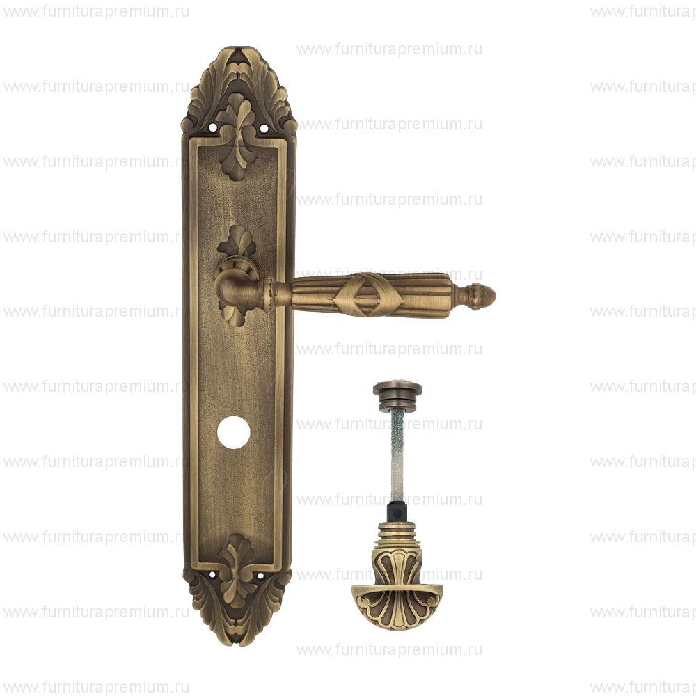 Ручка на планке Venezia Anneta PL90 WC-4