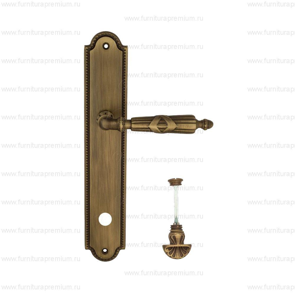 Ручка на планке Venezia Anneta PL98 WC-4