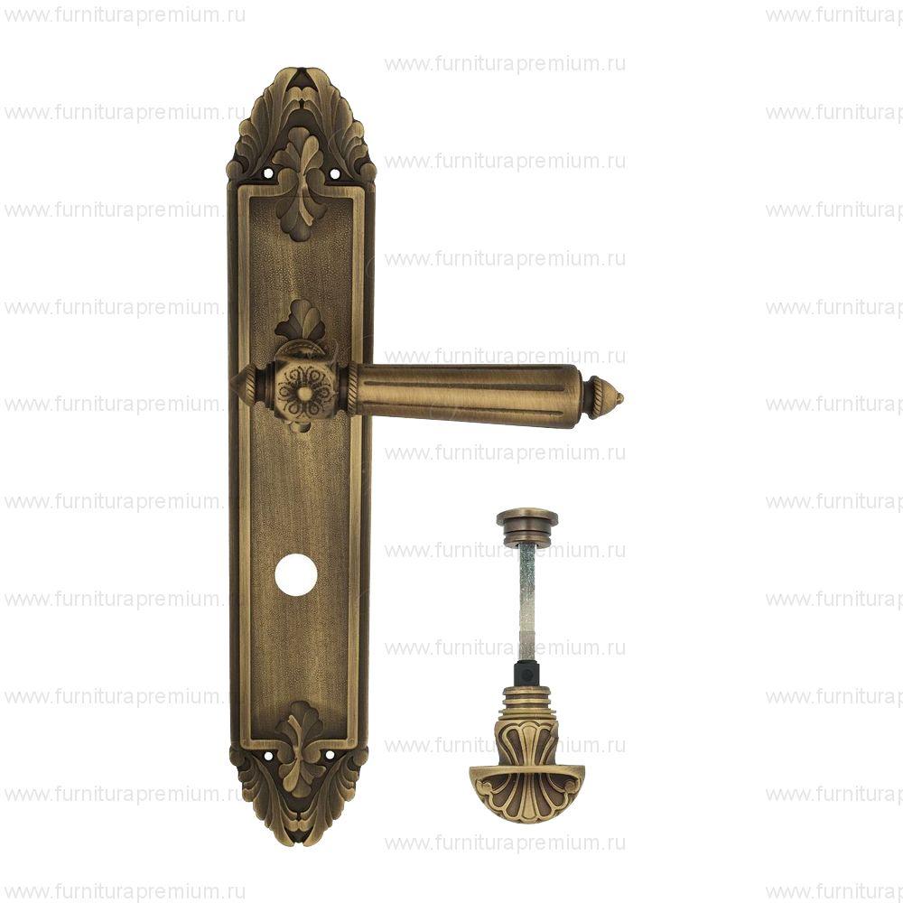 Ручка на планке Venezia Castello PL90 WC-4