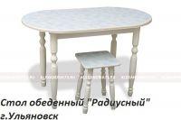 Стол радиусный (пластик)