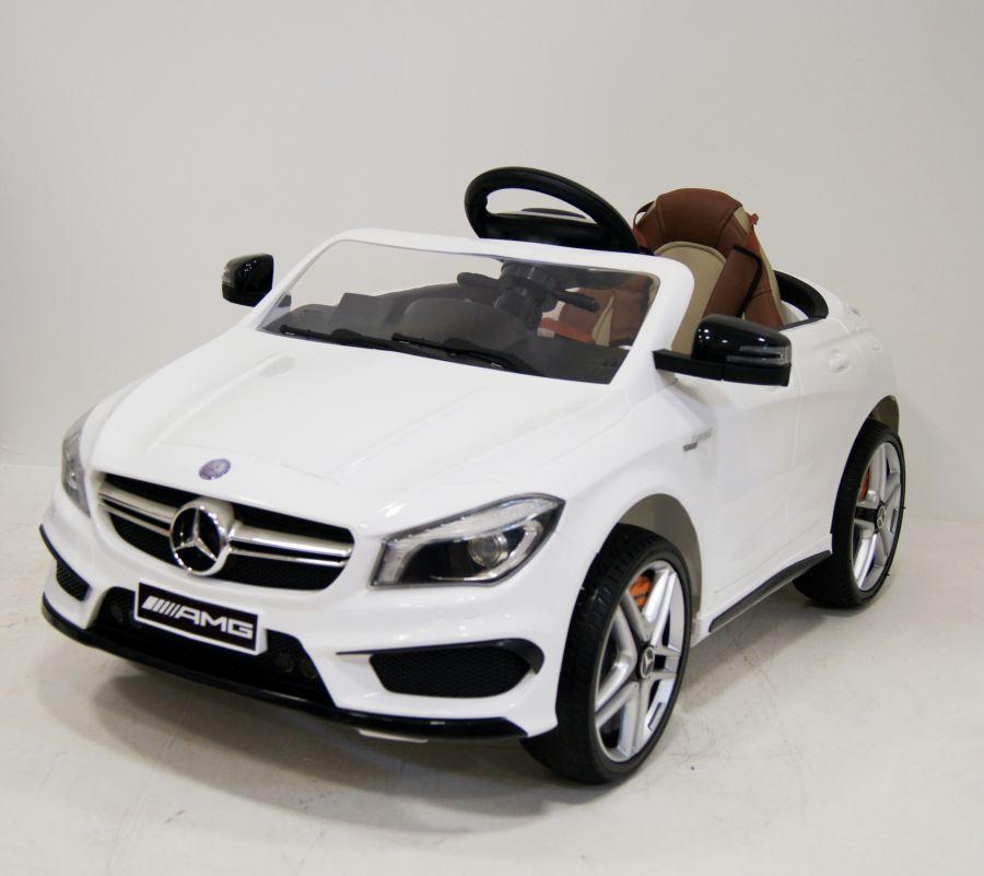 Детский электромобиль Mercedes CLA45