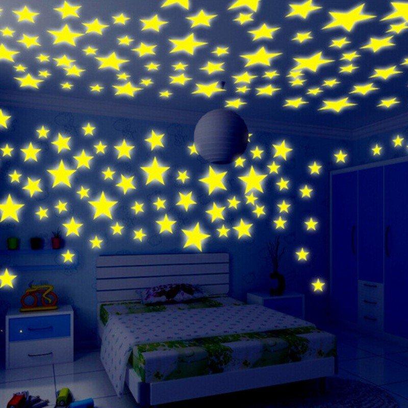 Звёзды флуоресцентные