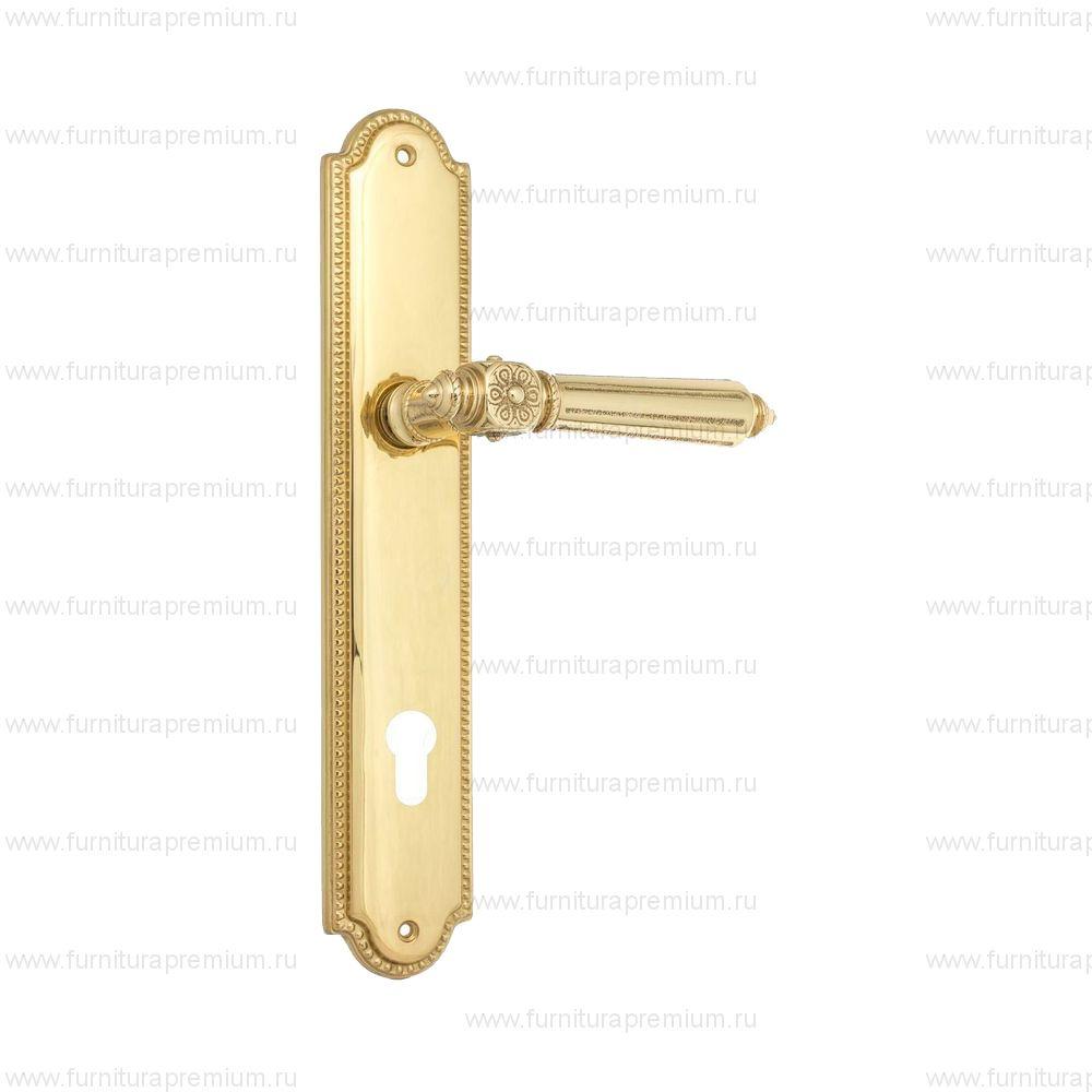 Ручка на планке Venezia Castello PL98 CYL