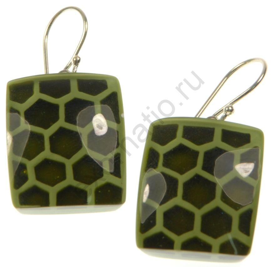 Серьги Zsiska 91305040801Q00. Коллекция Bee Sweet