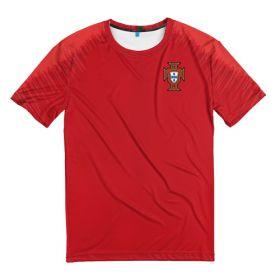 Домашняя игровая футболка сборной Португалии по футболу на чемпионат мира 2018 года