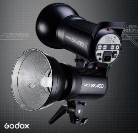 Вспышка студийная Godox SK400w
