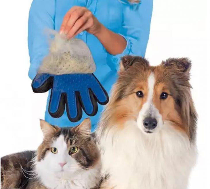 Перчатка TRUE TOUCH для животных