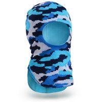 Шапка-шлем для мальчика(трикотаж)  2-5 лет №SG055