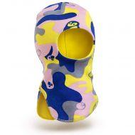 Шапка-шлем для девочки 3-5 лет №SG057