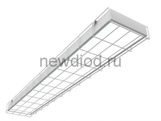 Светильник светодиодный Long SPORT 44Вт-4972Лм 1270*250*50 IP40 50-300Т 20Led ОПАЛ Аргос