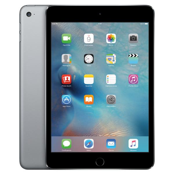iPad mini 4 Wi-Fi+Cellular 32 ГБ «Серый космос»