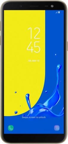 Samsung Galaxy J6 2018 (золотой)
