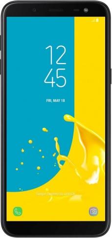 Samsung Galaxy J6 2018 (черный)