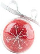"""Новогодний шар в футляре """"Елочная игрушка"""" (арт. 539801)"""