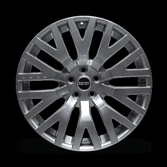Silver Platinum - 10*22