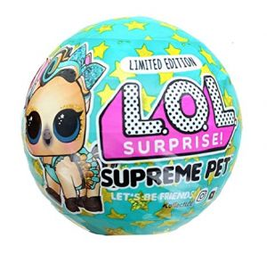 Лол Lol Surprise Supreme Pets Limited Edition Пони