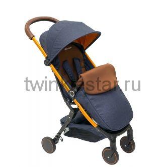 Прогулочная коляска Sweet Baby Combina Tutto джинс расширенная комплектация