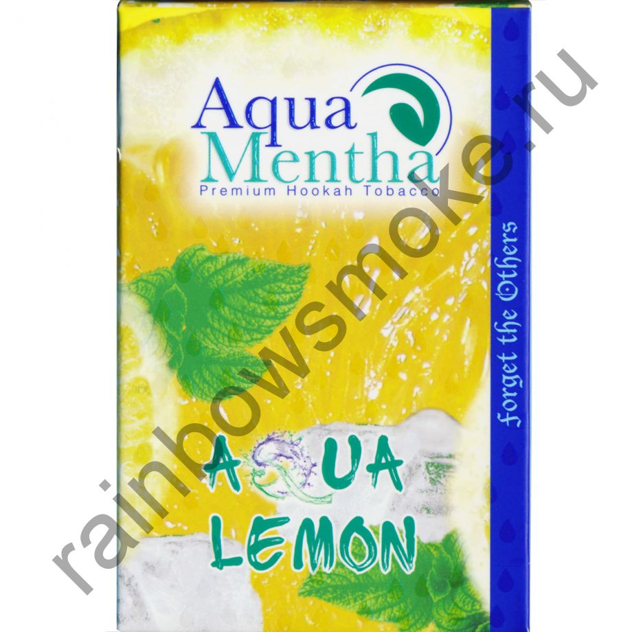 Aqua Mentha 50 гр - Aqua Lemon (Ледяной Лимон)