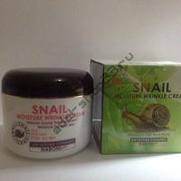 Naboni - Увлажняющий крем от морщин на основе улитки snail moisture wrinkle cream