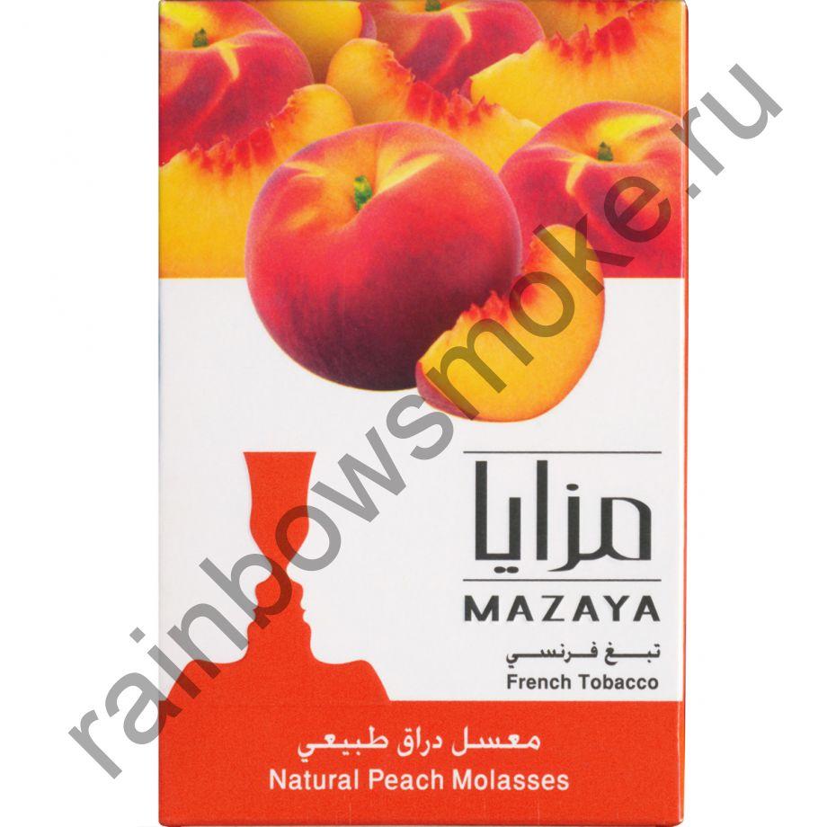 Mazaya 50 гр - Peach (Персик)