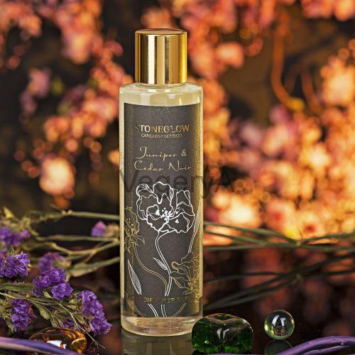 Наполнитель Можжевельник и чёрный кедр StoneGlow Ночные цветы