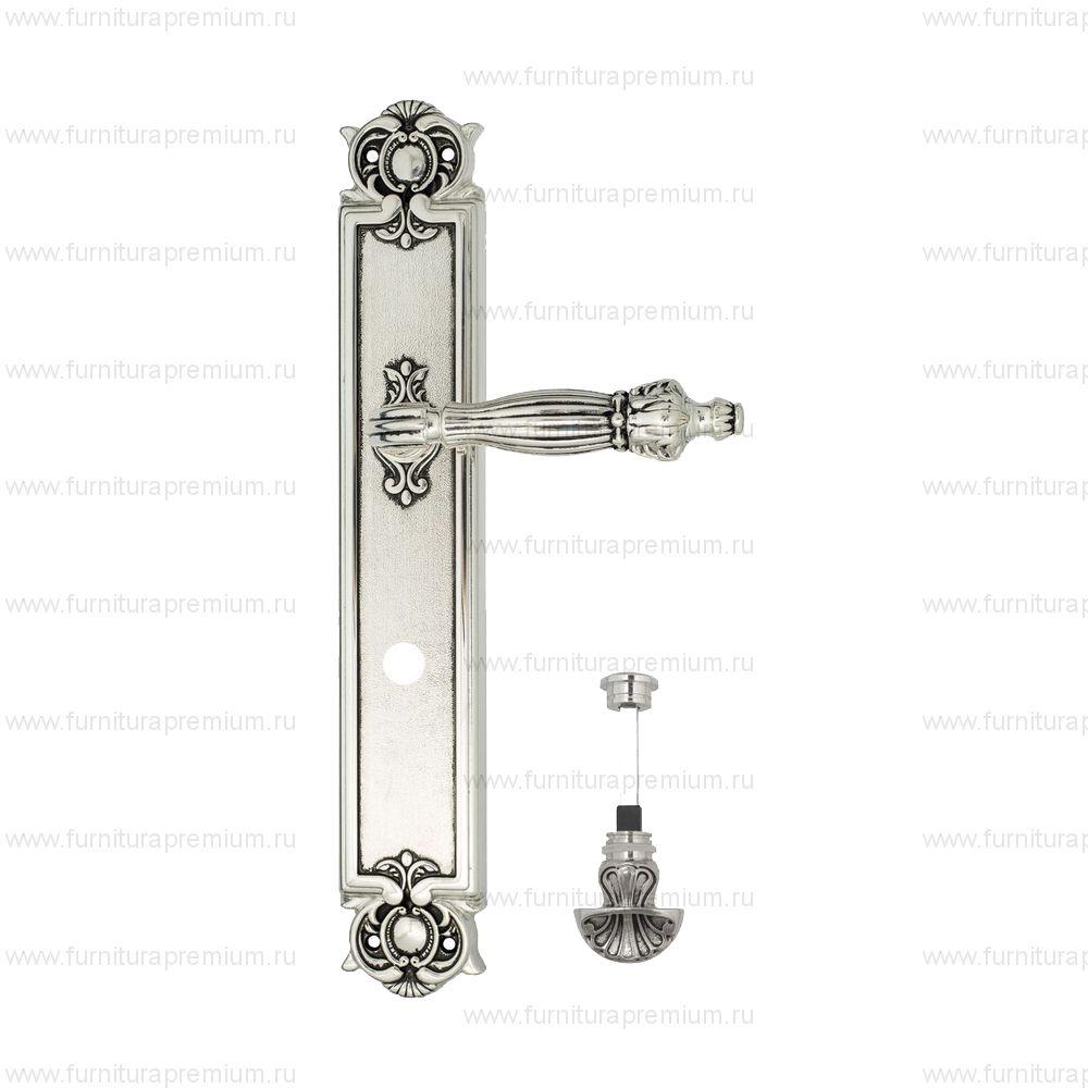 Ручка на планке Venezia Olimpo PL97 WC-4