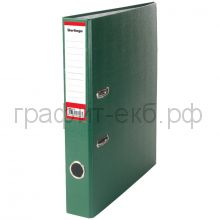 Файл А4 5см Berlingo зеленый/карман АМ4616