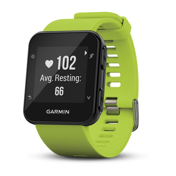 Часы Garmin Forerunner 35 Светло-зеленые