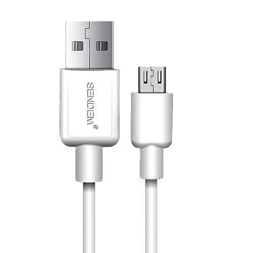 Кабель USB 2.1А SENDEM M4 (microUSB) 1м