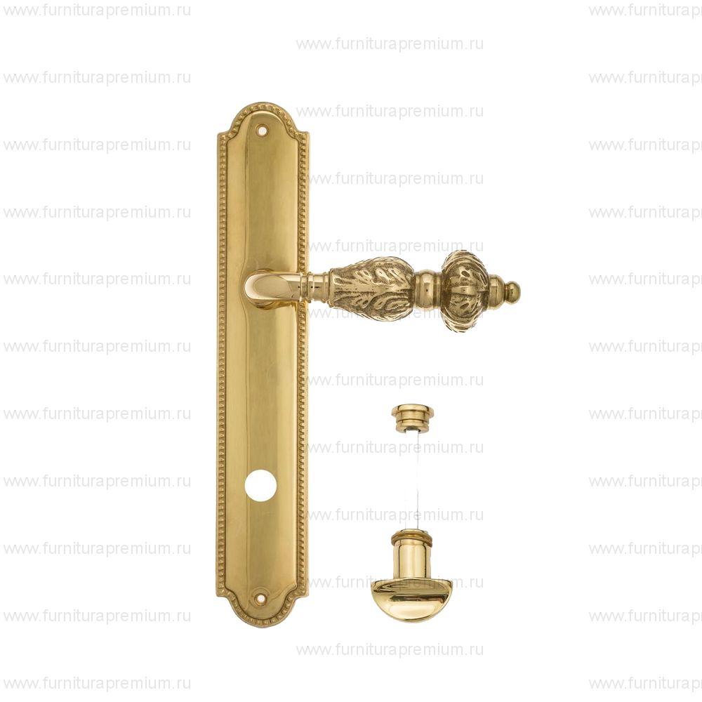 Ручка на планке Venezia Lucrecia PL98 WC-2