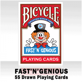 Fast 'N' Genious Deck by So Magic