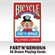 Fast 'N' Genious Deck by So Magic