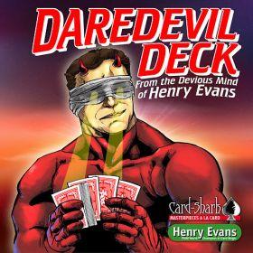 Краплёные карты Daredevil Deck by Henry Evans